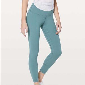 Lululemon Align Pant II - Mystic Green